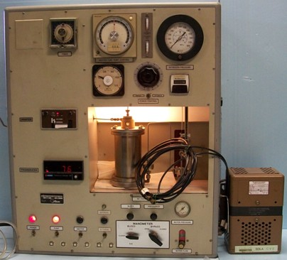 Image of ALCOR-JFTOT-JET-FUEL-THERMAL-OXIDATION-TESTER-SERIAL-670 by BAMKO-SURPLUS PROCESS EQUIPMENT LLC.