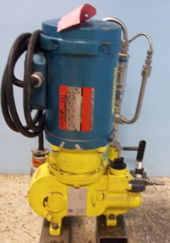 SURPLUS PROCESS EQUIPMENT PUMPS